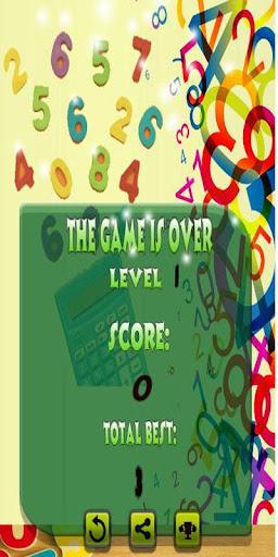 Master kid Math-Learning Algebra Puzzle Test 1.6 screenshots 1