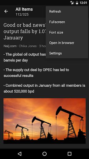 Nigeria News  screenshots 7