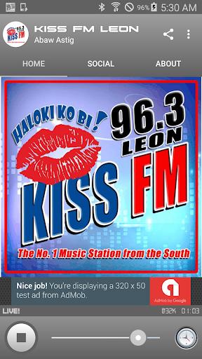 KISS FM 96.3 LEON 1.1.48 screenshots 11