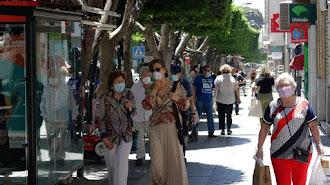 El coronavirus repunta en España.