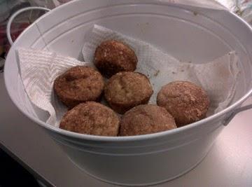 Cinnamon & Sugar Donut Muffins Recipe
