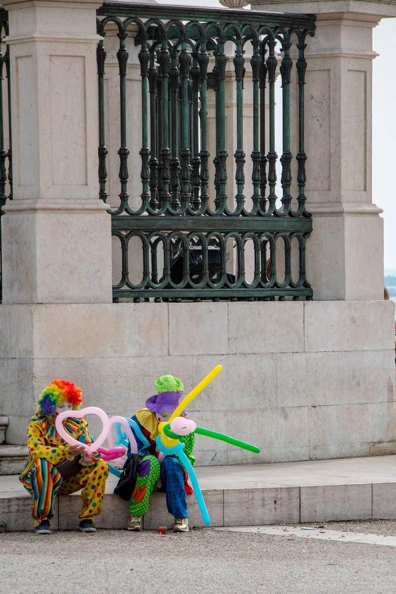 Il riposo dei Clown di Jiggly