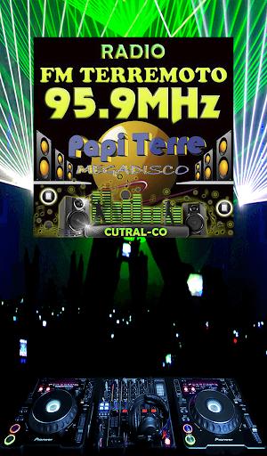 FM TERREMOTO 95.9 MHz