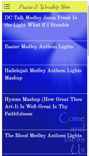Praise & Worship Songs APK 1 1