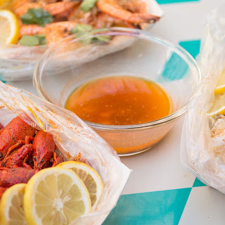 Seafood Boil with Old Bay Sauce Recipe