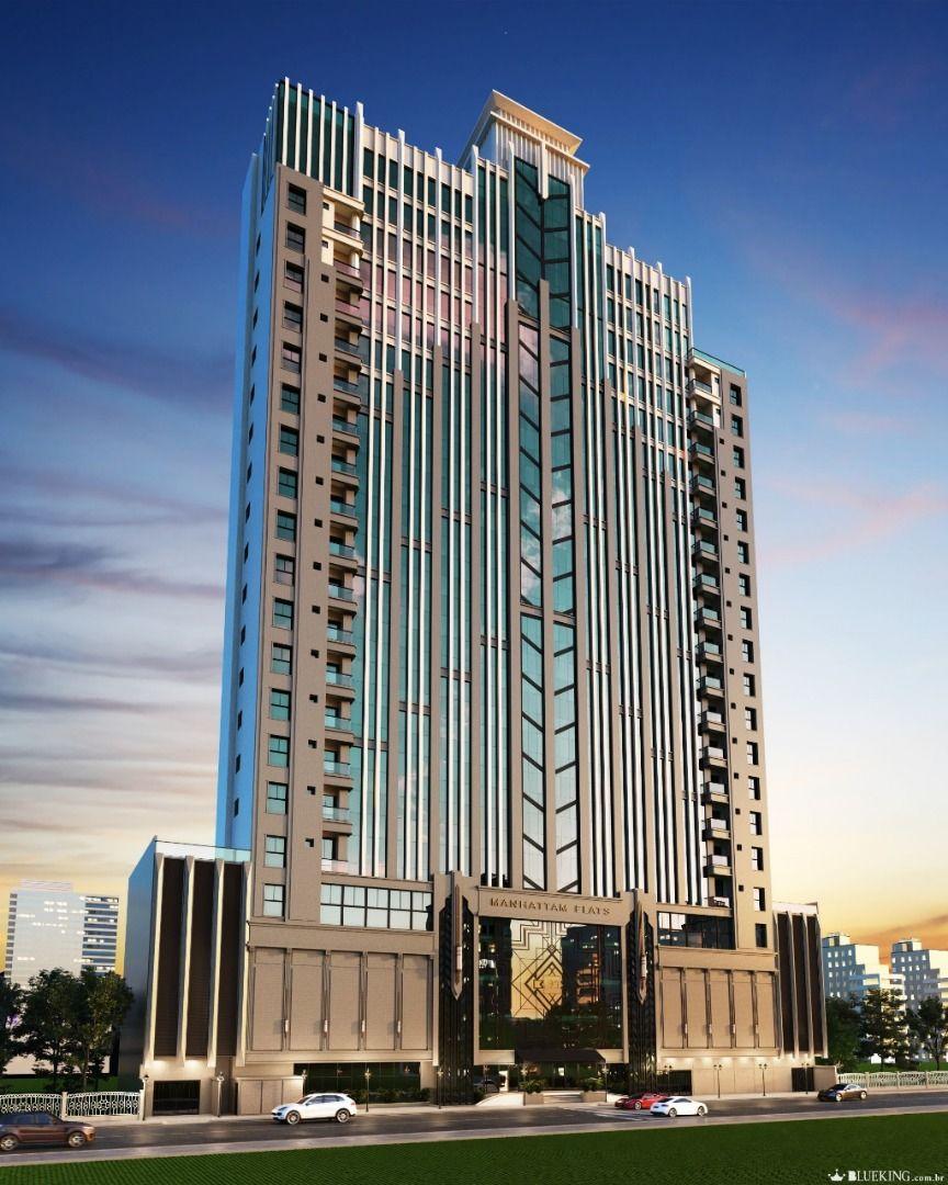 Apartamento com 1 Dormitórios à venda, 40 m² por R$ 539.000,00