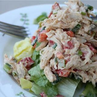 Hummus Chicken Salad.
