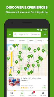 Groupon - Shop Deals, Discounts & Coupons Screenshot