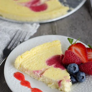 21 Day Fix Cheesecake.