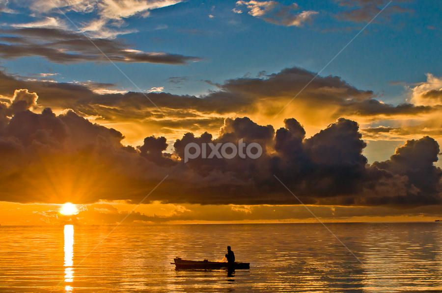 more.... by Moeng Steve Satoe - Landscapes Sunsets & Sunrises