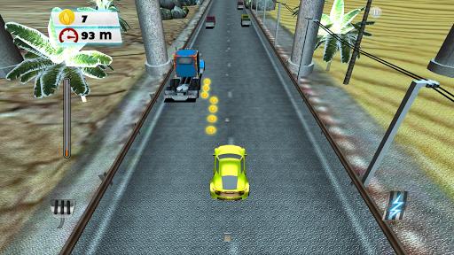 Subway Car Racer Run 3D