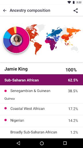 23andMe - DNA Testing : Health & Ancestry 5.6.1 screenshots 1