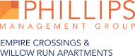 Empire Crossings & Willow Run Apartments Homepage