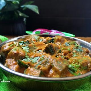 Bhindi Masala | Okra Curry