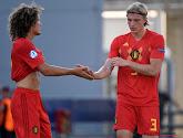 België is uitgeschakeld op het EK U21 na een 2-1 nederlaag tegen Spanje