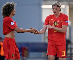 België vecht voor wat het waard is maar blijft met lege handen achter, uitschakeling is een feit
