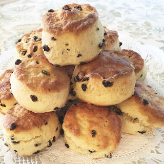 Dried Fruit And Nut Scones Recipes.
