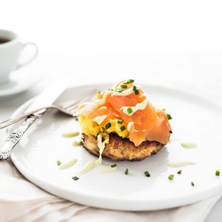 Irish Smoked Salmon and Egg Boxty