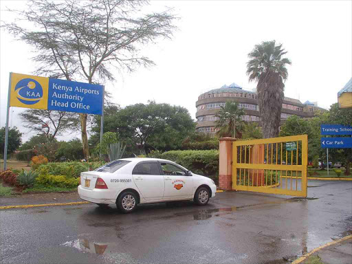 Kenya Airport sAuthority KAA