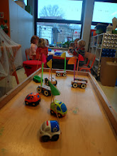 Photo: botsauto's in de klas