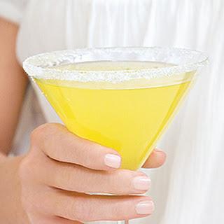 Lush Lemon Cocktail
