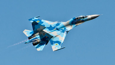 Photo: Su-27 (Ukraina)