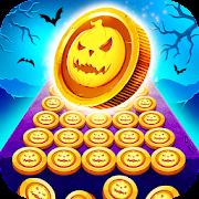 Coin Pusher Halloween Night - Haunted House Casino