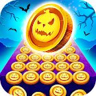 Coin Pusher Halloween Night - Haunted House Casino icon