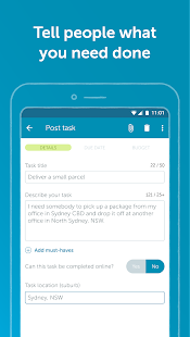 Airtasker - Get handyman, cleaner & home jobs done - Apps on