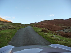 Photo: The climb from Dungeon Ghyll to Blea Tarn on the way to Wrynose Pass