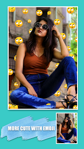 Emoji background changer – emoji photo editor 4