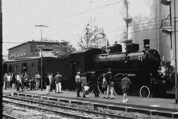 Come i treni a vapore ... di Rodema