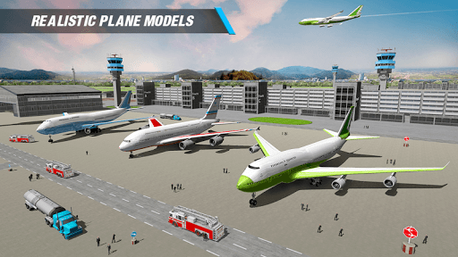 Pilot Plane Landing Simulator - Airplane games filehippodl screenshot 4