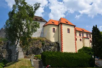 Photo: Oczywiście zamek przechodzi kilkukrotnie przebudowę.