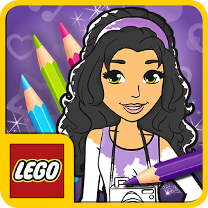 LEGO® Friends Maker Studio Icon