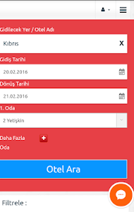 Otelz.com screenshot 2