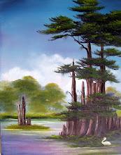 "Photo: 2508 Cypress Swamp.16"" x 20"" $249.00"