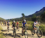 Weekly Ladies Ride For All Levels : G-spot trail
