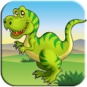 Kids Dinosaur Game Free icon