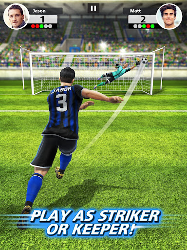 Football Strike - Multiplayer Soccer filehippodl screenshot 8