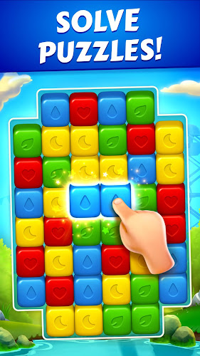 Toon Blast Android App Screenshot