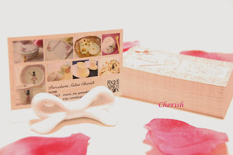 Photo: Cherish様ショップカード