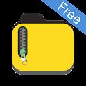 iZip - Zip Unzip Tool icon