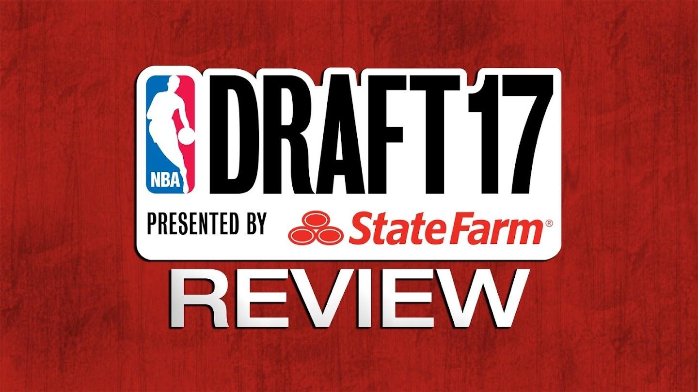 Watch 2017 NBA Draft Review live