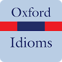 Oxford Dictionary of Idioms mobile app icon