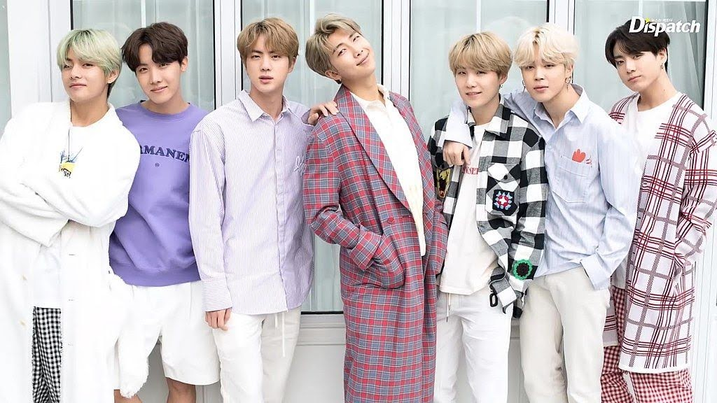 bts group photo
