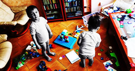 What It's Like To Sell A House––That You Still Live In––With Little Kids