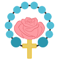 Rosary of Mother Mary icon