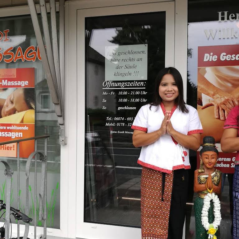 Thai massage urberach