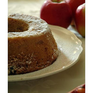 Apple and Black Tea Cake
